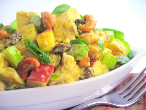 Curried Chicken Salad | Jacob's Kitchen