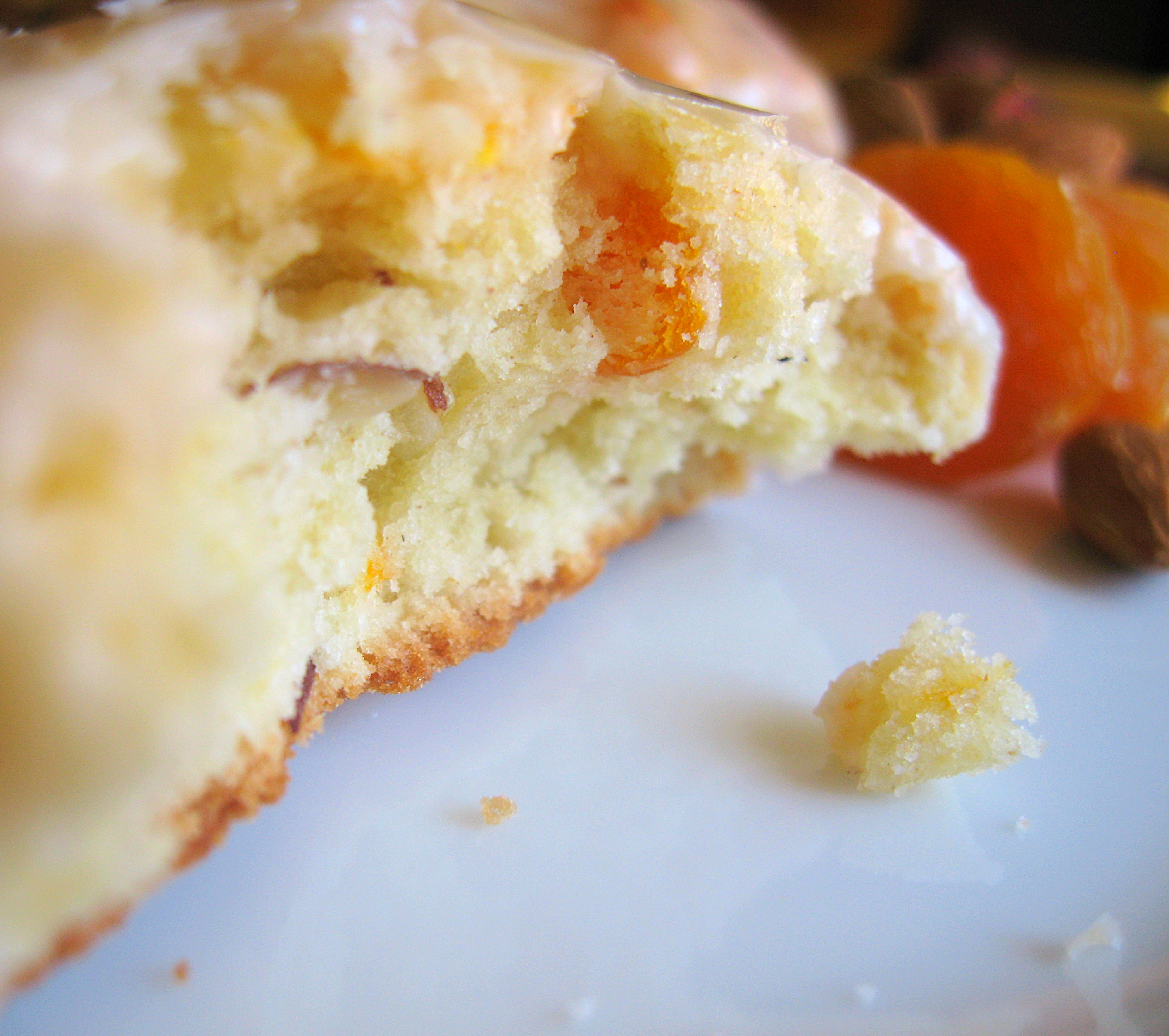 Apricot Almond Scones | Jacob's Kitchen