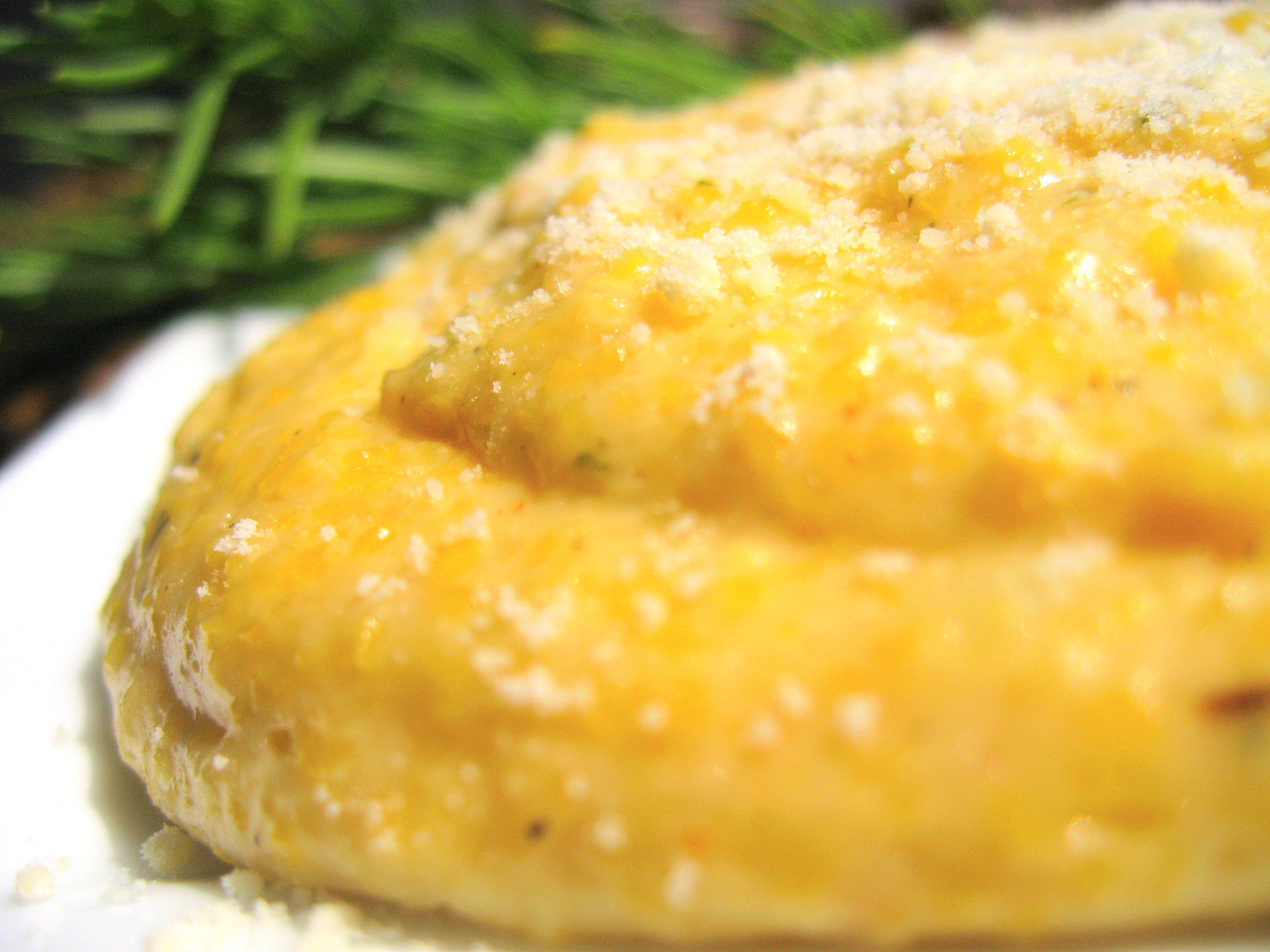 Garlic and Herb Polenta – Two Ways | Jacob's Kitchen