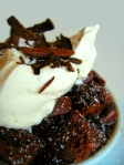 chocolate bread pudding 4E