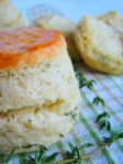 thyme biscuits 4