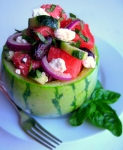 watermelon salad 3D-resized
